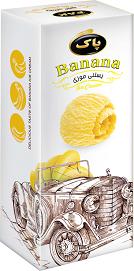 بستنی 1 لیتری پاک در 8 طعم مختلف
