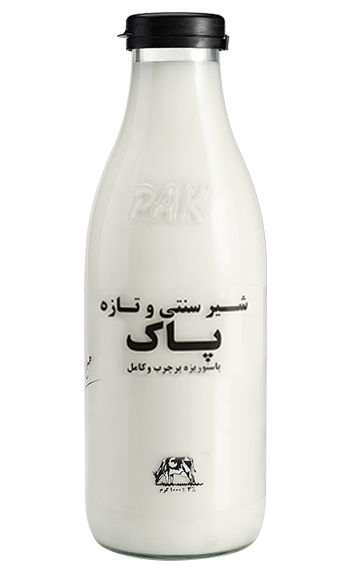 انواع شیر پاک