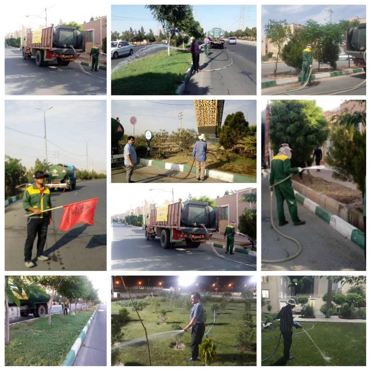 پیام تبریک مدیریت شهری پرند به مناسبت سوم خرداد سالروز حماسه آزاد سازی خرمشهر