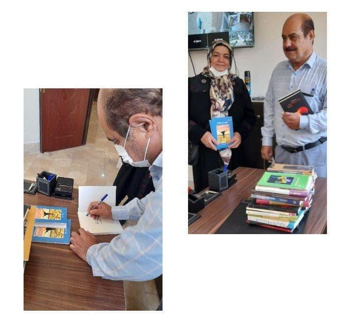 اهداء ۴۰ جلد کتاب دیگر به کتابخانه بوستان بانوان شهر پرند استقبال چشمگیر از پویش کتاب من کتاب تو