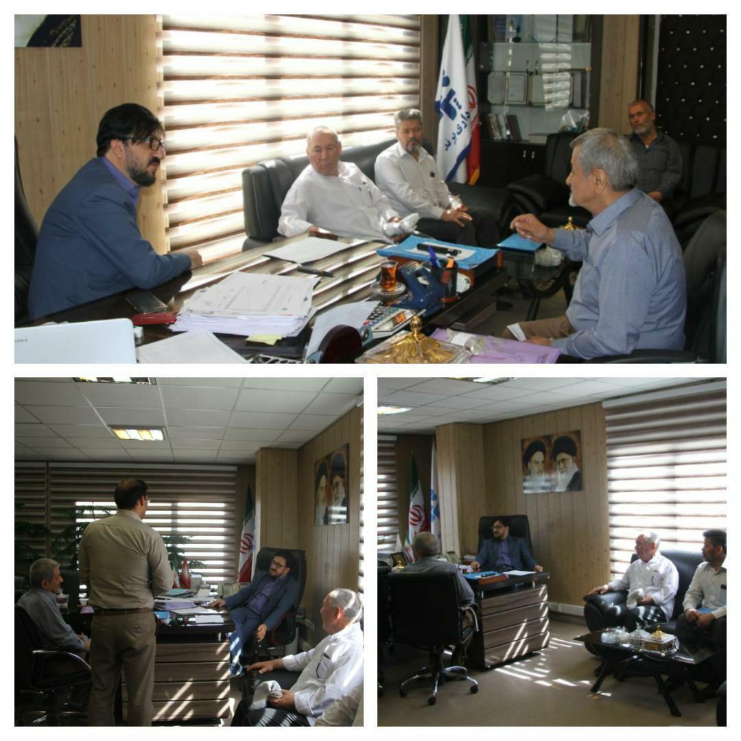 رفع مشکلات و پاسخگویی به درخواست های شهروندان در جلسه ملاقات مردمی با شهردار پرند