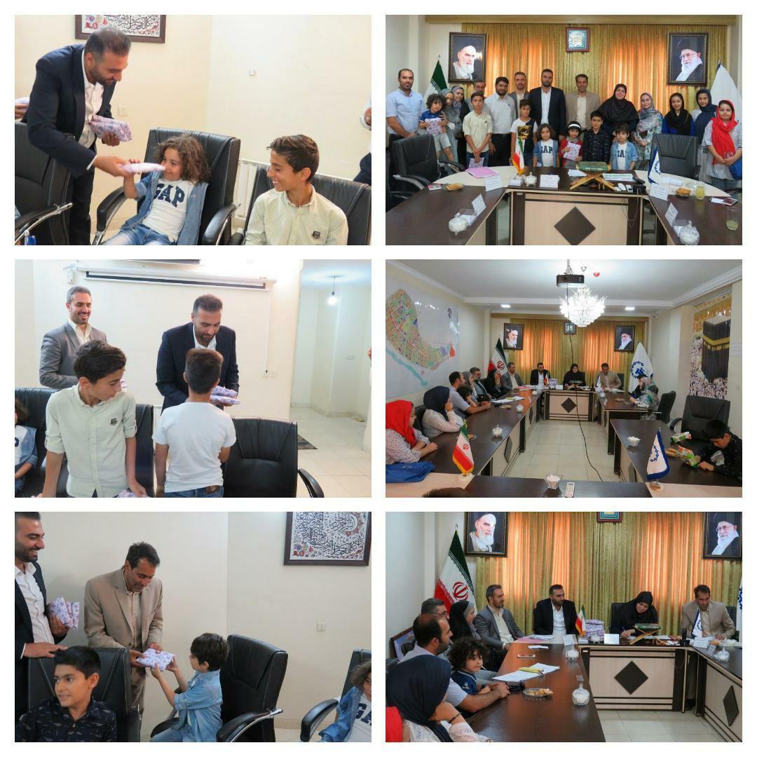 برگزاری جلسه روز دوستدار کودک در شورای اسلامی شهر پرند