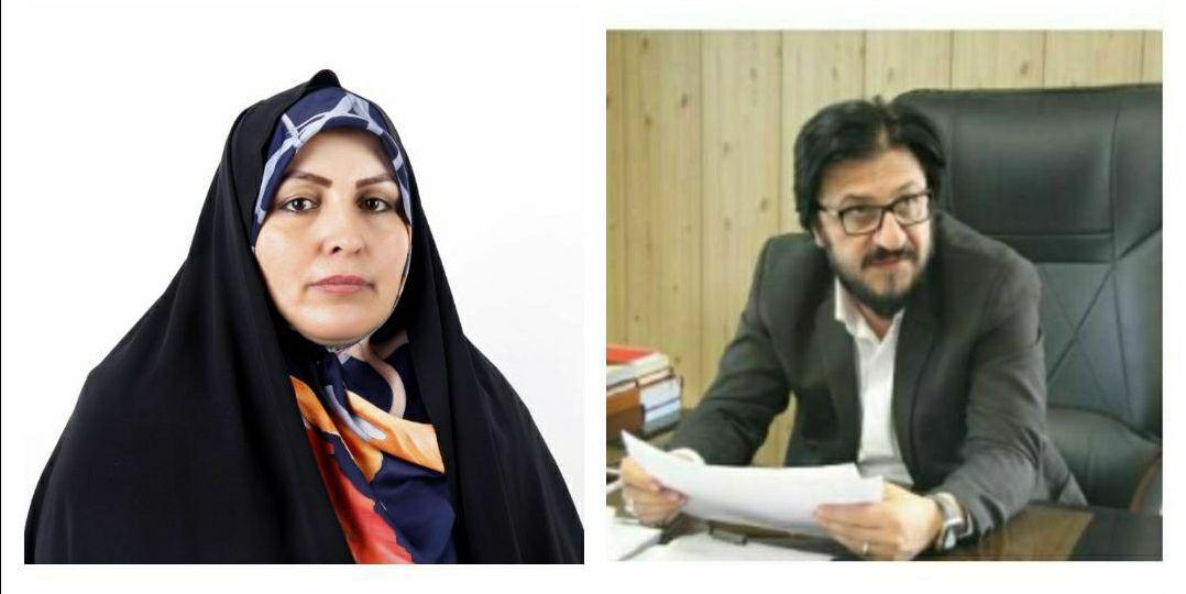 پیام تبریک مشترک شهردار و رئیس شورای اسلامی شهر پرند به مناسبت روز خبرنگار