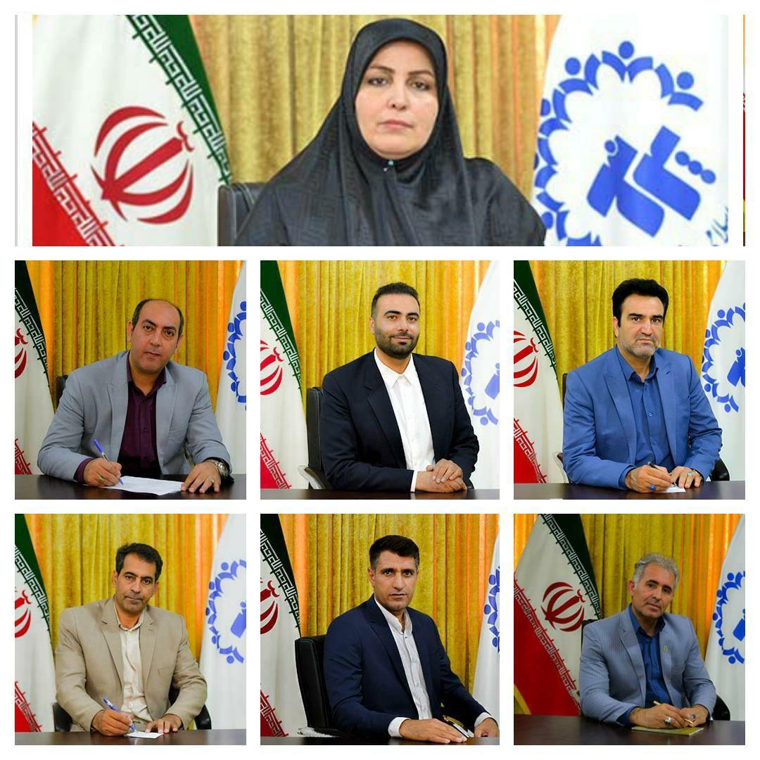 انتخاب خانم مرادپور به عنوان رئیس شورای اسلامی شهر پرند برای بار دوم
