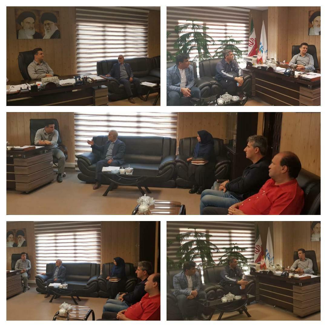 پاسخگویی به مطالبات مردمی و رسیدگی به مشکلات آنان در دیدارِ امروز سرپرست شهرداری پرند با شهروندان