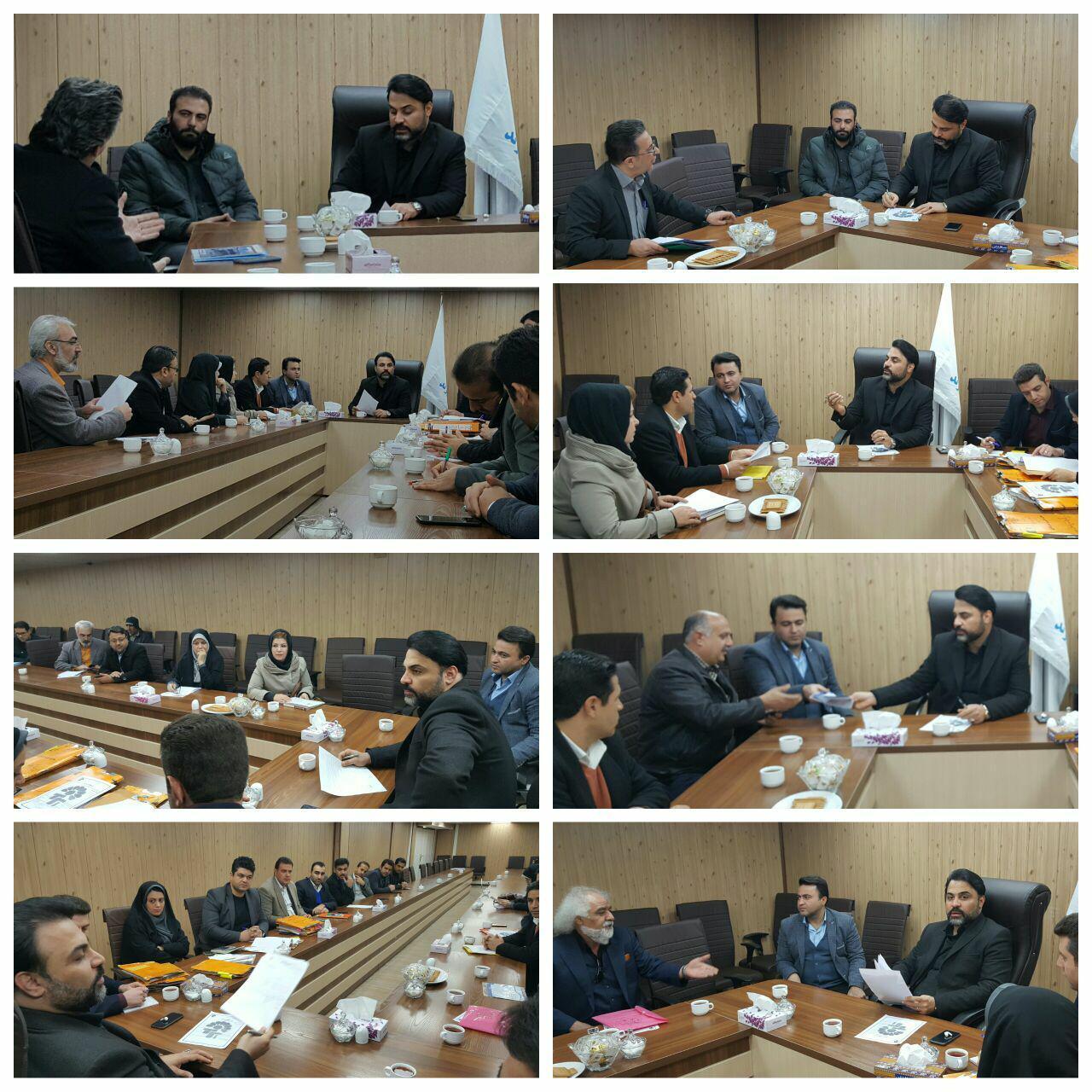 بررسی و رسیدگی به مشکلات شهروندان در جلسه ملاقات مردمی با شهردار پرند