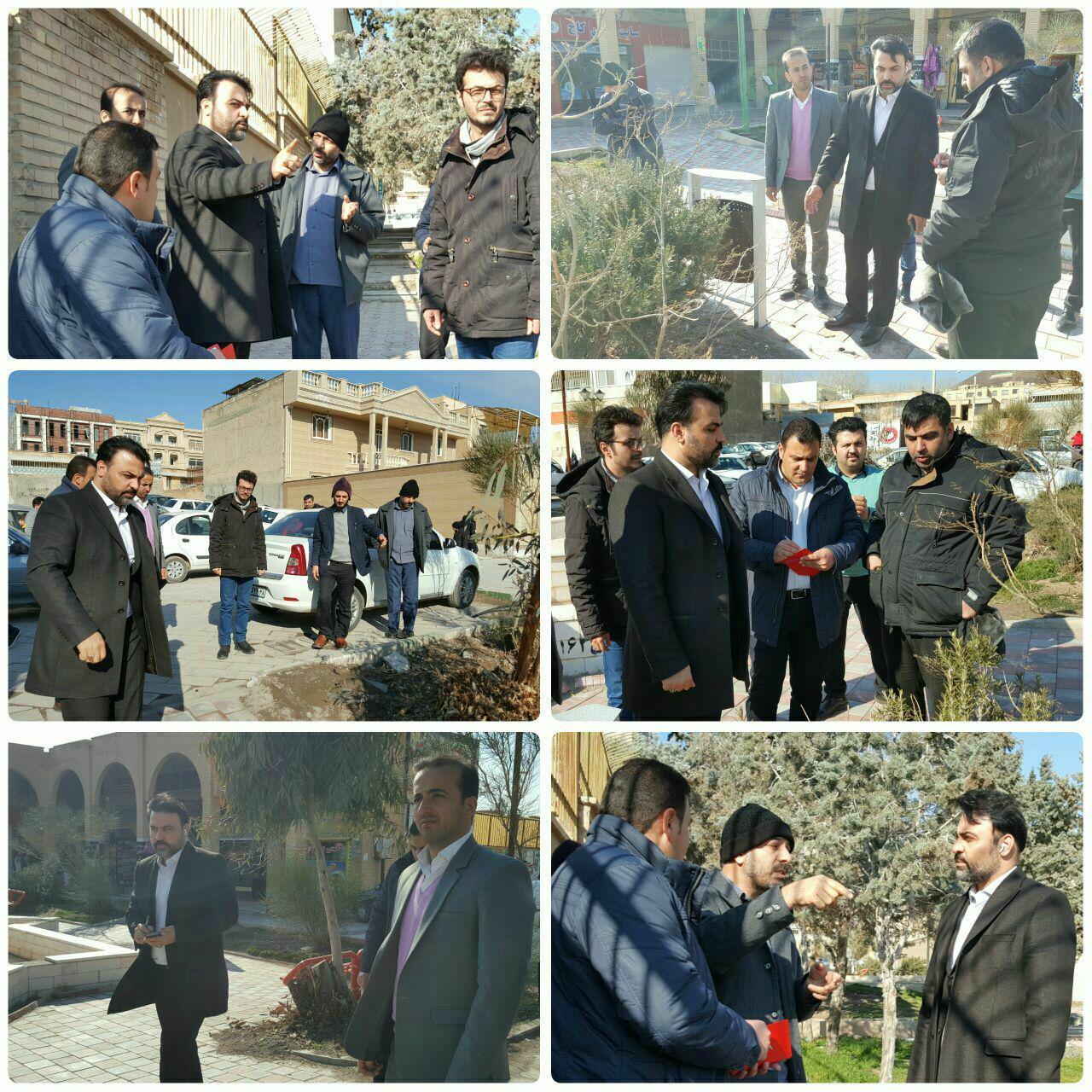 مدیریت شهر از کف خیابان/ افزایش کیفیت خدمات رسانی به شهروندان در دستور کار شهرداری پرند