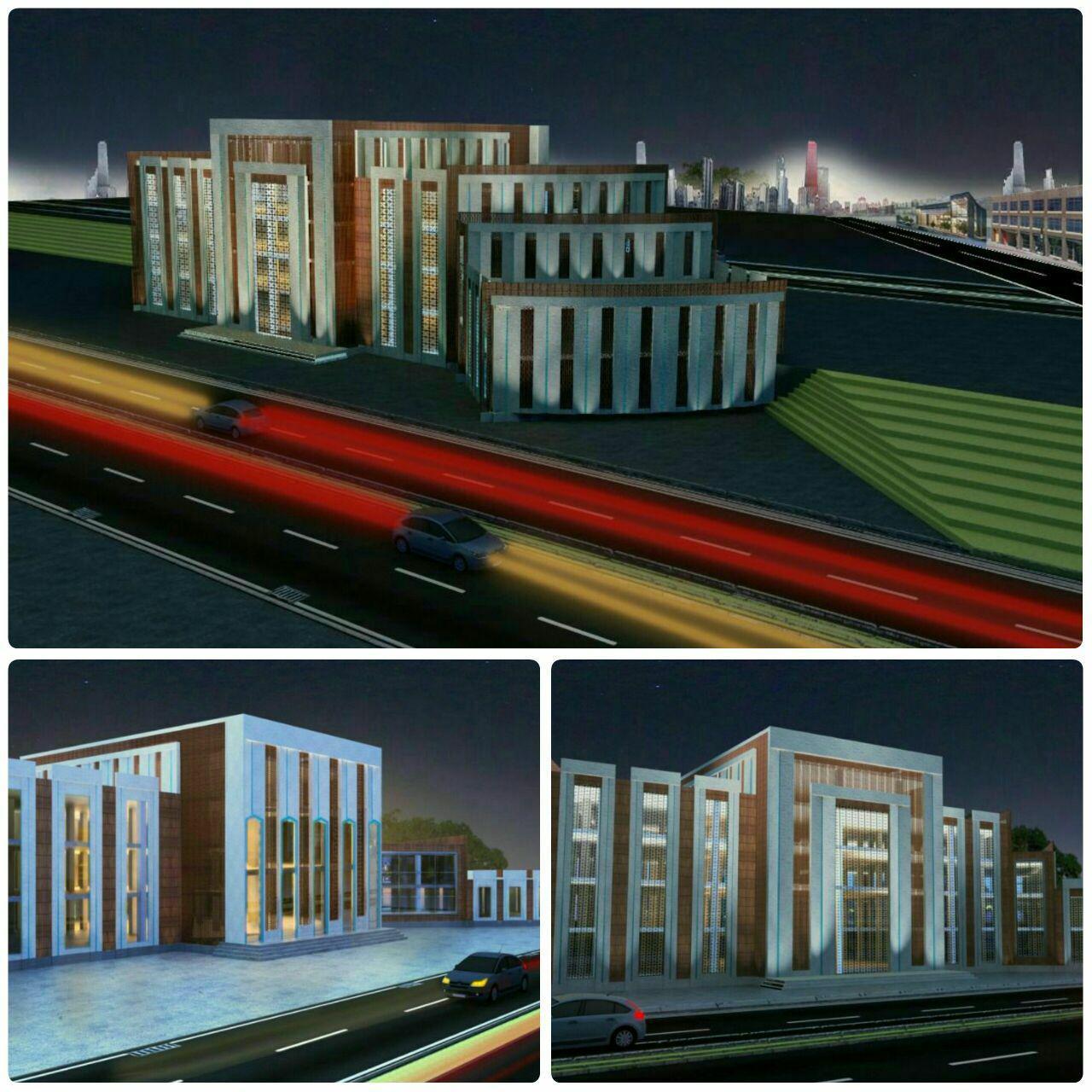 شهرداری پرند صاحبخانه می شود/ عملیات احداث ساختمان مرکزی شهرداری آغاز شد