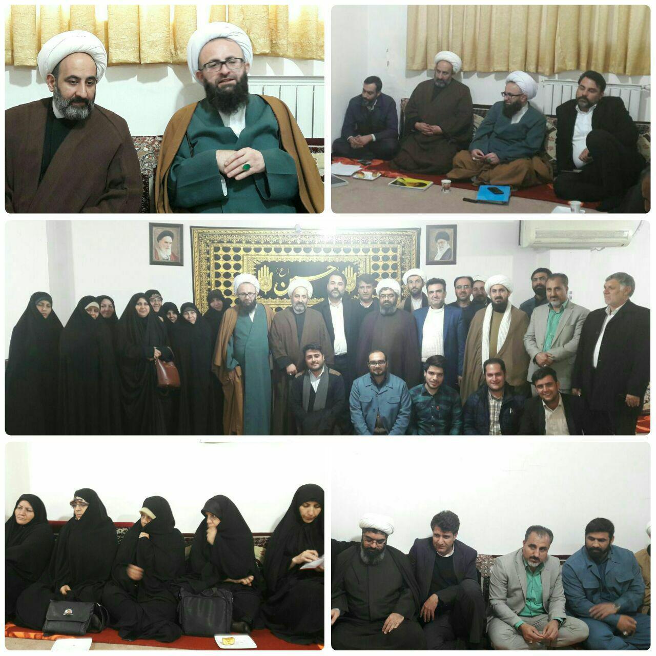جلسه ستاد نماز جمعه شهر پرند با حضور رئیس دفتر شورای سیاستگذاری ائمه جمعه استان تهران برگزار شد