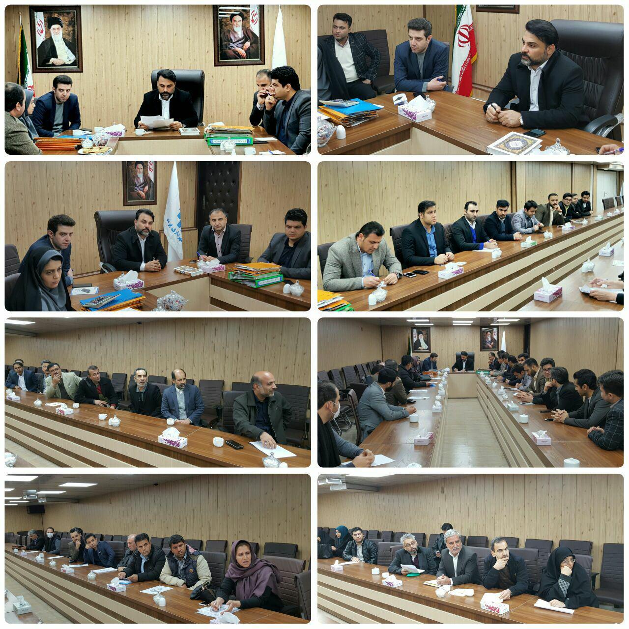 در جلسه ملاقات مردمی با شهردار پرند پیگیری شد: پاسخگویی مستقیم به مطالبات و درخواست های شهروندان
