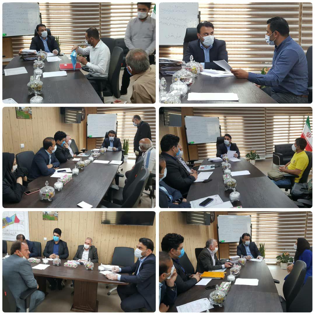 پاسخگویی مدیریت شهری پرند به شهروندان در جلسه ملاقات مردمی با شهردار