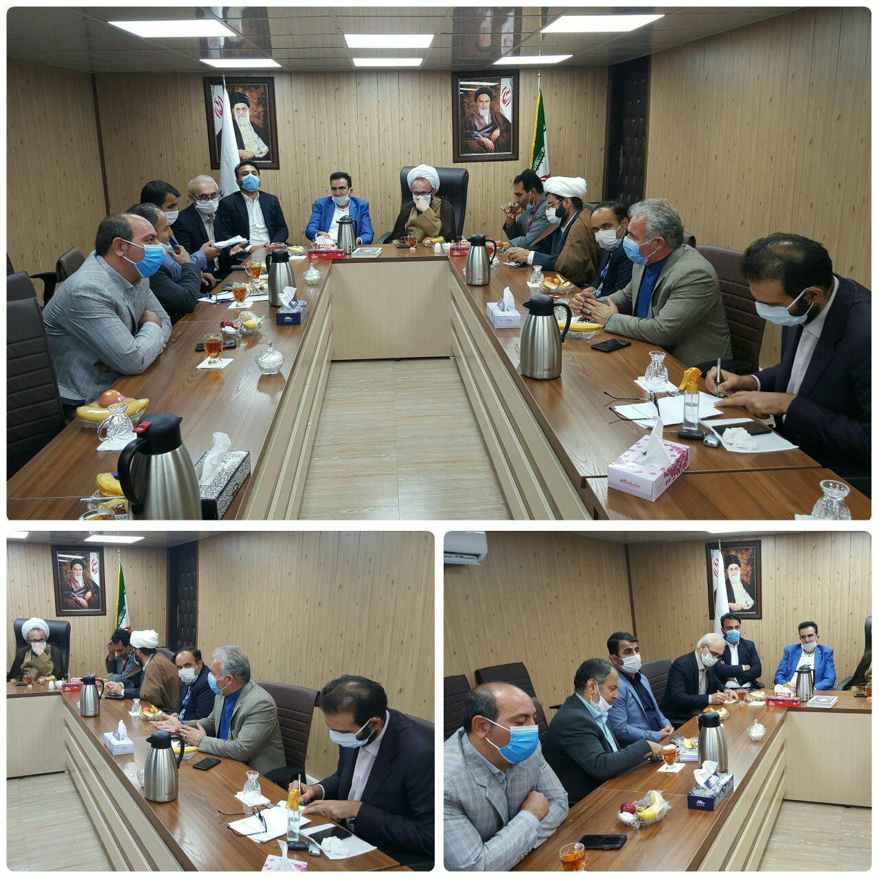 برگزاری جلسه شورای فرهنگ عمومی شهر پرند در شهرداری