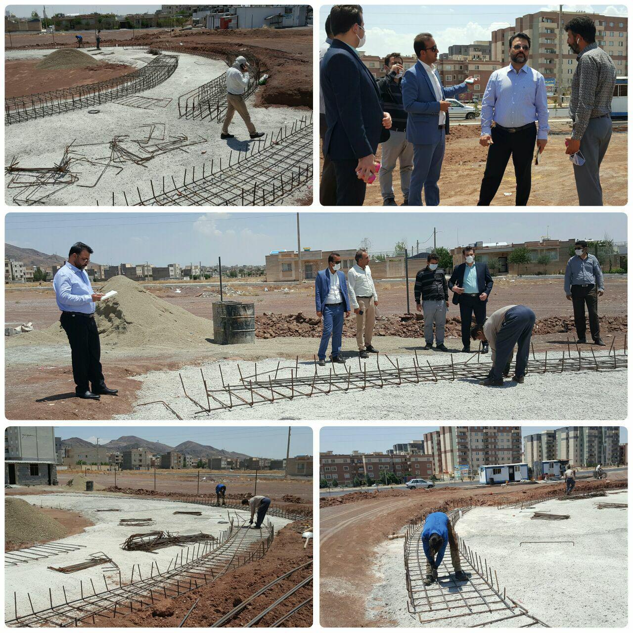 احداث نخستین مجموعه ورزش های باستانی در شهر پرند