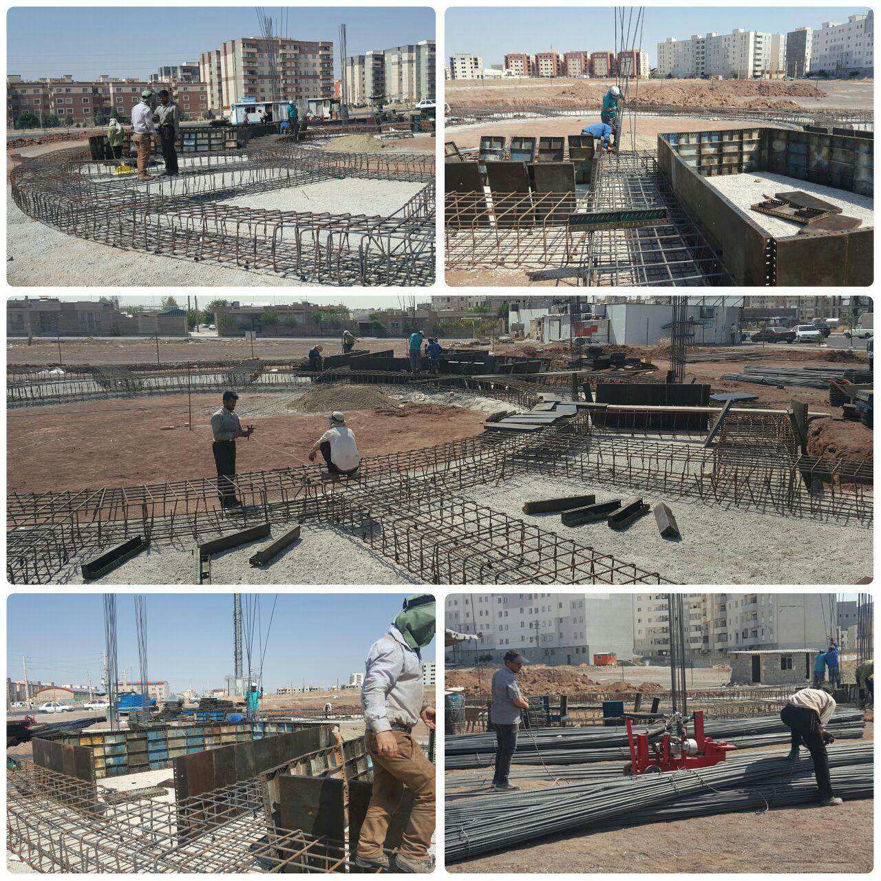 اهتمام شهرداری و شورای اسلامی شهر پرند در اجرای پروژه های عمرانی / احداث نخستین مجموعه ورزشی باستانی در پرند