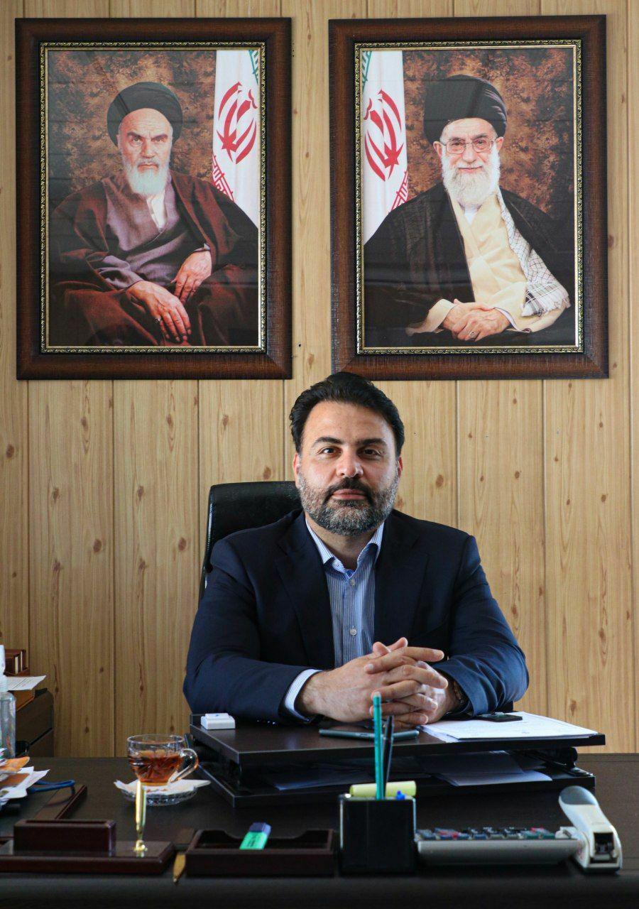 پیام تبریک شهردار پرند به رئیس جدید شورای اسلامی شهر و اعضای هیئت رئیسه کمیسیون های شورا