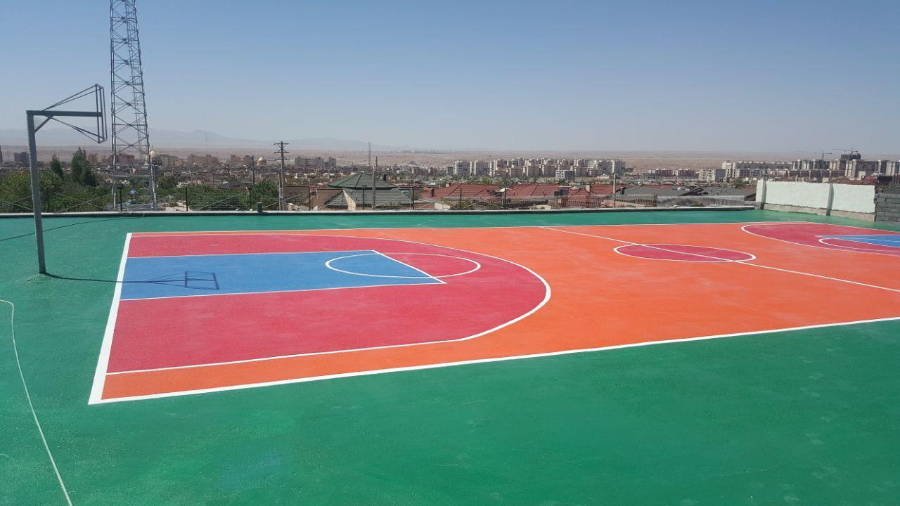 گام های استوار مدیریت شهری پرند برای توسعه سرانه های ورزشی / اولین مجموعه ورزشی روباز پرند آماده افتتاح شد