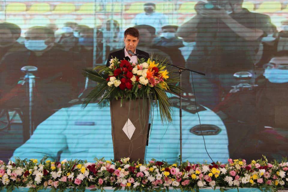 رییس شورای اسلامی شهر پرند در آیین افتتاحیه پروژههای عمرانی عنوان کرد: توسعه شهری در سایه همدلی میسر شد