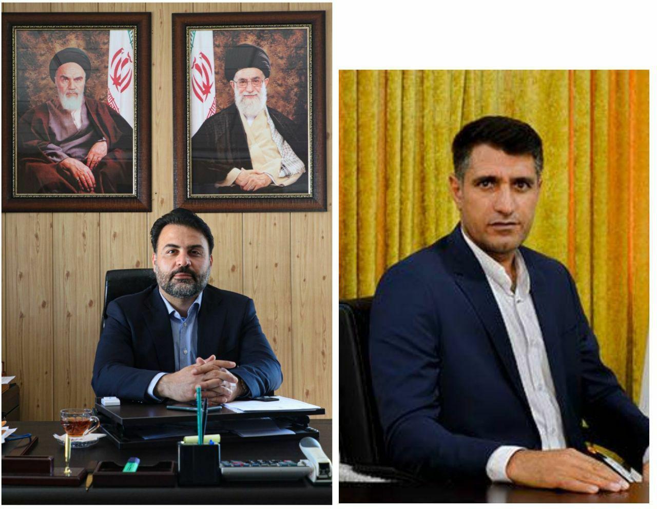 پیام تبریک شهردار و رئیس شورای اسلامی شهر پرند به مناسبت فرا رسیدن هفته ناجا