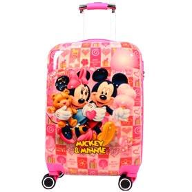 چمدان کودک دخترانه مدل میکی موس