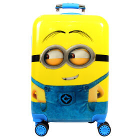 چمدان کودک مدل مینیون جدید
