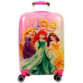 چمدان کودک مدل باربی جدید