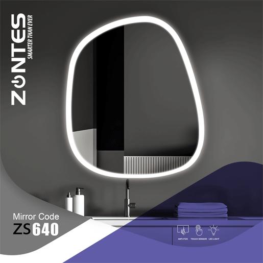 آینه هوشمند مدل ZS-640
