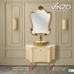 مدل 1 کابینت روشویی وینزو
