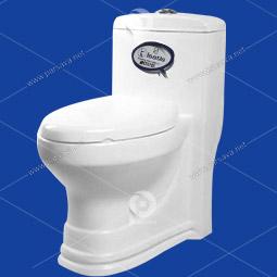 خرید توالت فرنگی | ستاره گستر | مدل سارینا | 09192699499