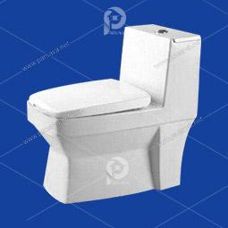 خرید توالت فرنگی | ستاره گستر | مدل مرجان | 09129483070