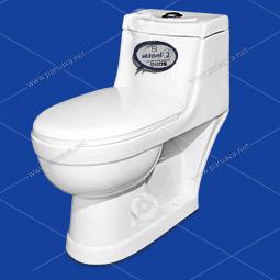 خرید توالت فرنگی | ستاره گستر | مدل ملینا | 09192699499