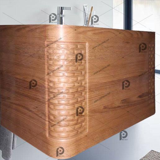 ورق PVC ویهان پی وی سی مدل2