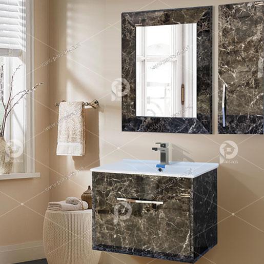 آینه باکس دیواری الگانته مدل ای065