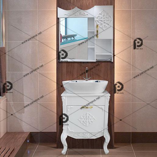 فروش انواع کابینت روشویی حبیبی مدل کد6
