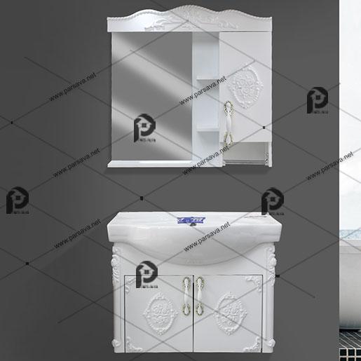 فروش روشویی کابینتی حبیبی مدل کد 10