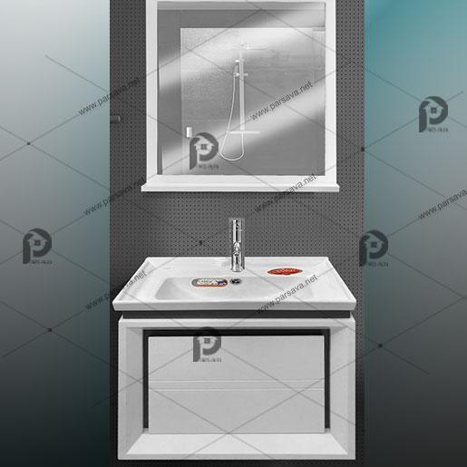 کابینت روشویی رویال کامرانی مدل 6