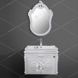 کابینت روشویی، روشویی کابینتی | گلنز | مدل آسپن | 02122316586