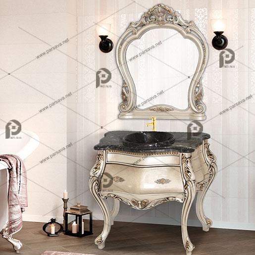 خرید اینترنتی کابین روشویی یونیک کابین مدل t500