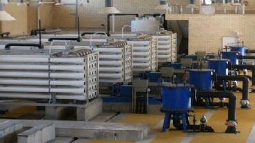Brackish water desalination systems