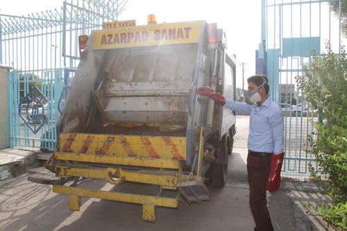 جمع آوری زباله