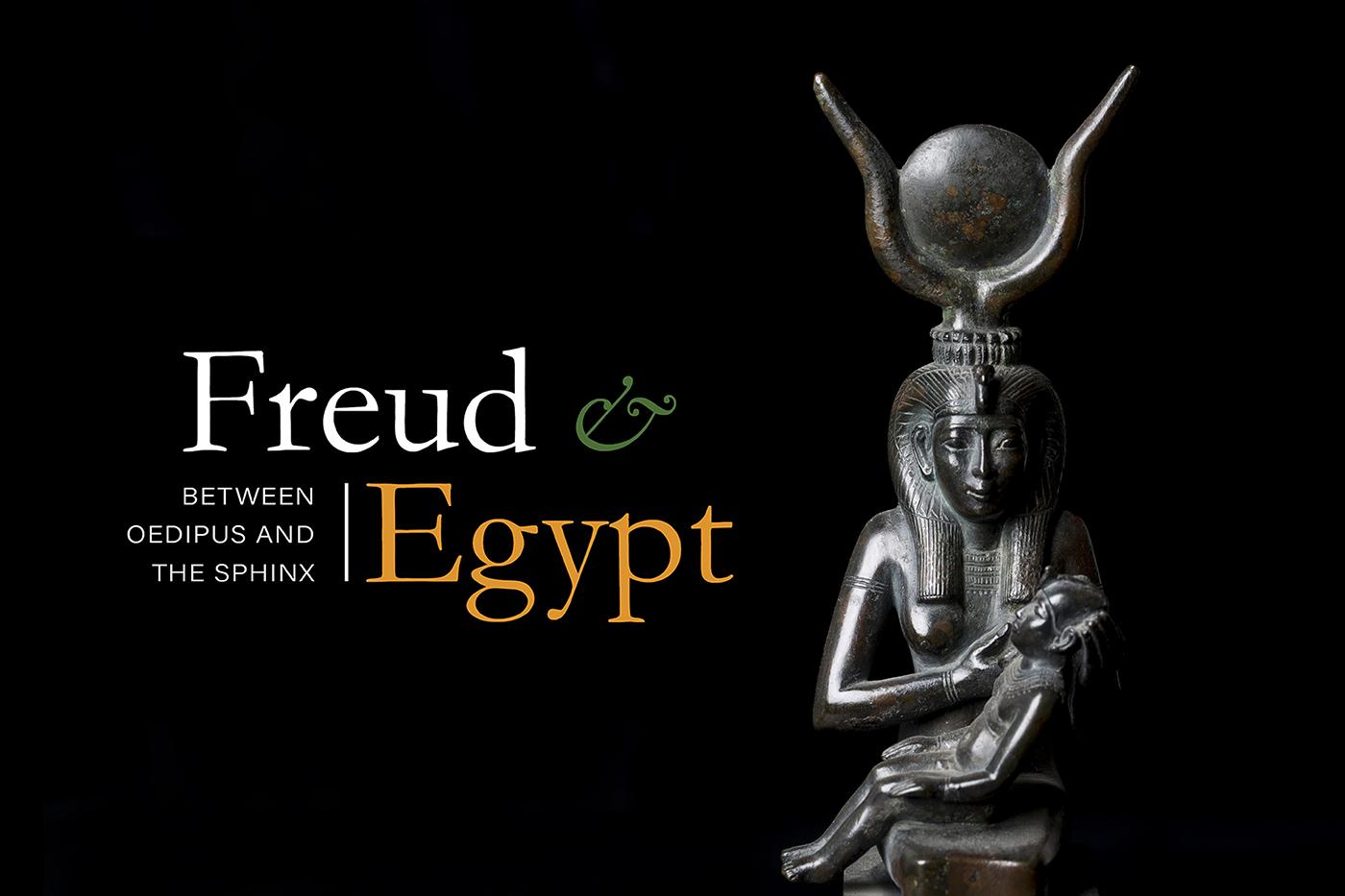 نمایشگاه کلکسیون مجسمه های باستانی زیگموند فروید