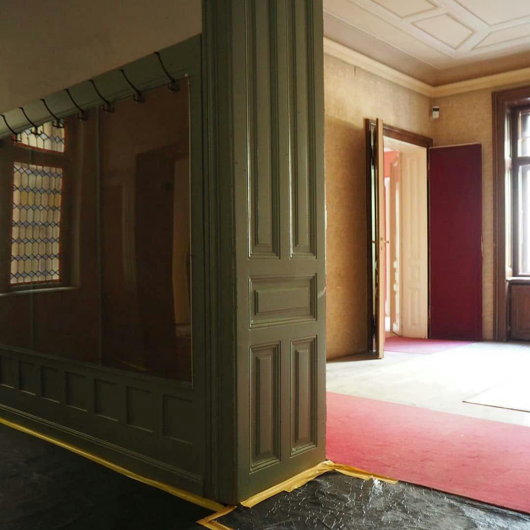 گزارشی از ساخت و ساز خانه(موزه) فروید