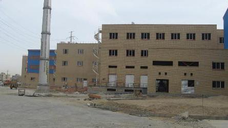 پروژه سالنهای تکمیلی و اداری رفاهی مجتمع توگا بخشی از شرکت مپنا
