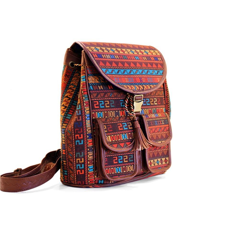 Kilim Backpack - Arya Style