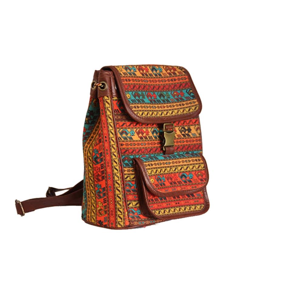 Kilim Backpack - Atena Style