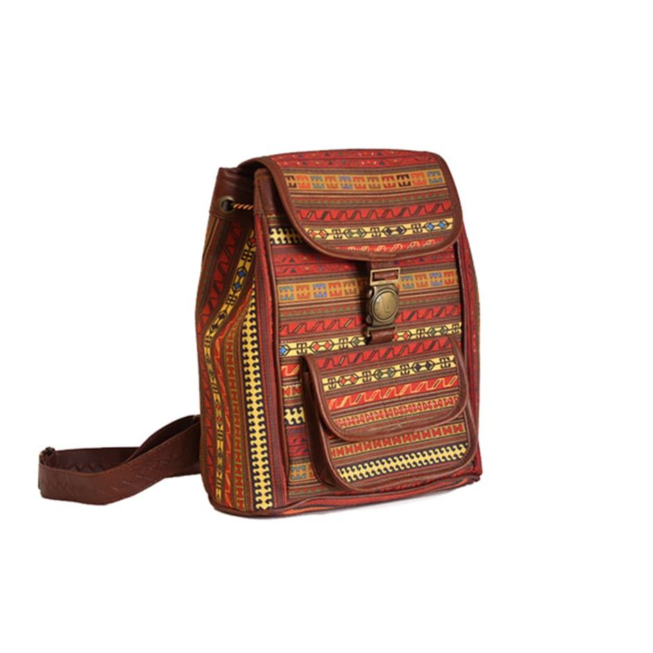 Kilim Backpack - Teiam Style