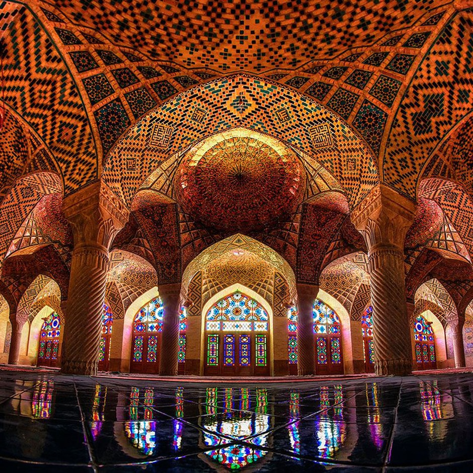 IRAN Cultural Tour ( 12 Days ) - Luxury