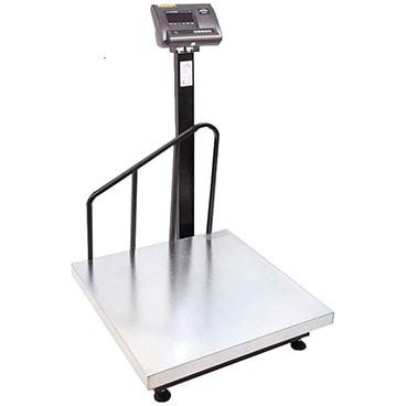 باسکول | باسکول دیجیتال | باسکول توزین گستر TG9000 | انواع باسکول | خرید باسکول | پوز اسکیل