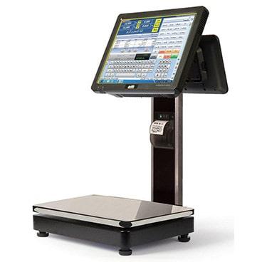 ترازو پوز اسکیلPOS SCALE | TA8000 | صندوق فروشگاهی ترازو دار | POS SCALE TA8000 | پوز اسکیل