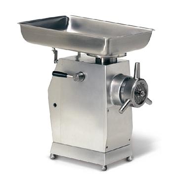 چرخ گوشت صنعتی | چرخ گوشت 32 رومیزی OMEGA TA32 استیل | پوز اسکیل