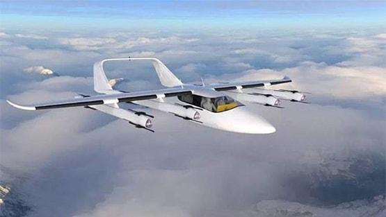 ارائه طراحی هواپیمای بدون خلبان